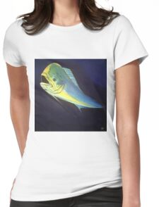 Wait For Me Womens Fitted T-Shirt