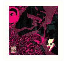 DJ Zeus Art Print