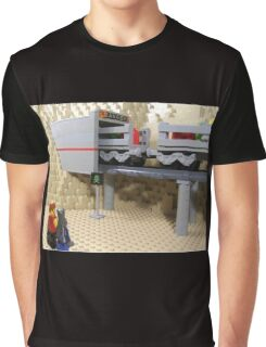 Highly Polluted Industrial World: Scruta Graphic T-Shirt
