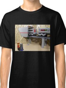 Highly Polluted Industrial World: Scruta Classic T-Shirt