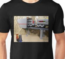 Highly Polluted Industrial World: Scruta Unisex T-Shirt