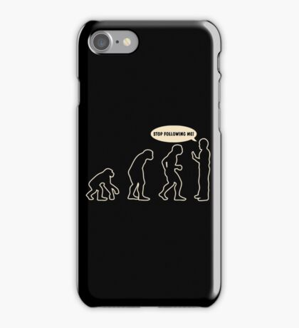 following iPhone Case/Skin