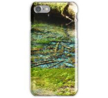 Glacier Water iPhone Case/Skin