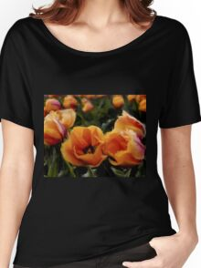 Unique Beauty - Flower Art Women's Relaxed Fit T-Shirt