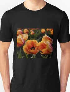 Unique Beauty - Flower Art Unisex T-Shirt