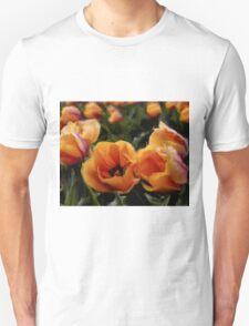 Unique Beauty - Flower Art Unisex T-Shirt
