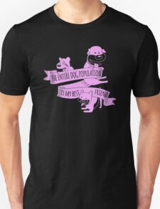 The Entire Dog Population T-Shirt