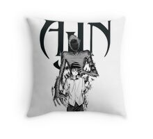 Ajin - Demi Human Anime Throw Pillow