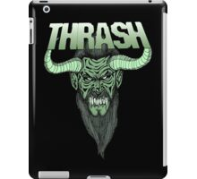 Thrash Metal Demon iPad Case/Skin