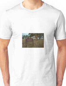 Carlyle Community Hall Unisex T-Shirt