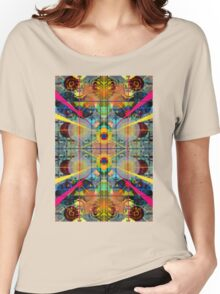 Stargate to the middle chamber Women's Relaxed Fit T-Shirt