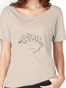 Super Duper Kyle Logo  Women's Relaxed Fit T-Shirt