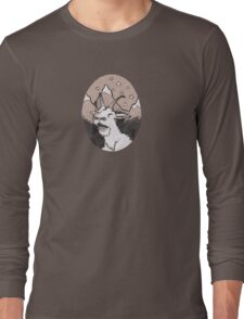 Sprinkles the Mountain Goat Long Sleeve T-Shirt