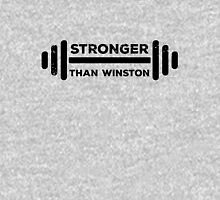 STRONGER THAN WINSTON - BAR Unisex T-Shirt