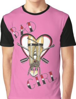 Bad Girl Graphic T-Shirt