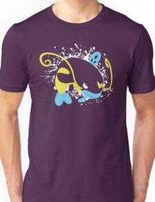 Whiscash Splatter Unisex T-Shirt