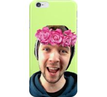 Jacksepticeye: Flower Crown iPhone Case/Skin
