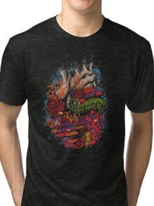 heart of the sea Tri-blend T-Shirt