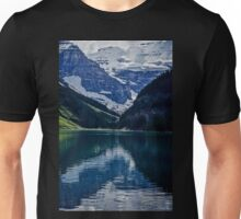 Reflections Of Lake Louise - Banff National Park Unisex T-Shirt