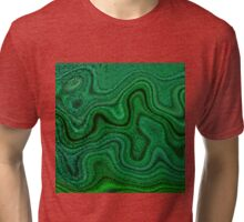 River Of Malachite 2 Tri-blend T-Shirt