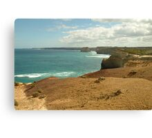 Joe Mortelliti Gallery - Sentinel Rock, Port Campbell National Park, Great Ocean Road, Victoria, Australia. Canvas Print