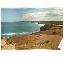 Joe Mortelliti Gallery - Sentinel Rock, Port Campbell National Park, Great Ocean Road, Victoria, Australia. Poster