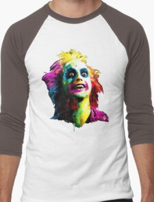 Beetlejuice Men's Baseball ¾ T-Shirt