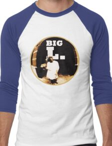 Big L Men's Baseball ¾ T-Shirt