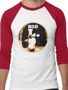 Big L Men's Baseball ¾ T-Shirt