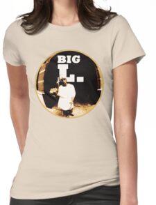 Big L Womens Fitted T-Shirt