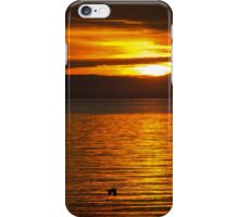 Where You Are Right Now - Sunset Art iPhone Case/Skin