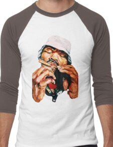Blunted Method Man Men's Baseball ¾ T-Shirt