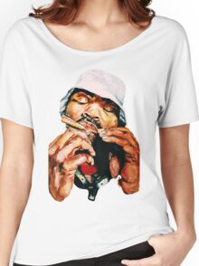 Blunted Method Man Women's Relaxed Fit T-Shirt