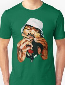 Blunted Method Man Unisex T-Shirt