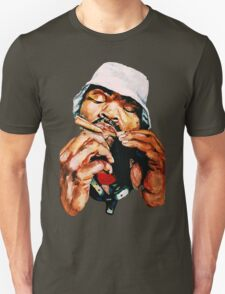 Blunted Method Man Unisex T-Shirt