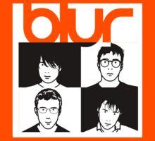 Blur band Kids Tee