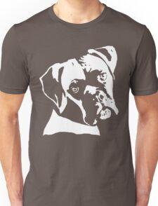 Boxer Dog Pillow Unisex T-Shirt
