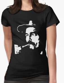 Captain Beefheart punk rock Womens Fitted T-Shirt