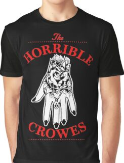 The Horrible Crowes Graphic T-Shirt