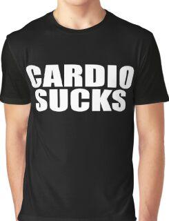 Cardio Sucks Graphic T-Shirt