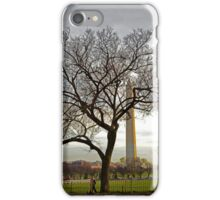 tree memorial iPhone Case/Skin