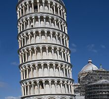 Leaning Tower by Tony Cave