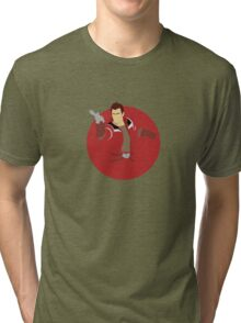 Theron Shan Tri-blend T-Shirt
