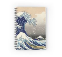 W4VES Spiral Notebook