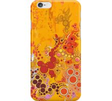The Summer of the Red Sky iPhone Case/Skin