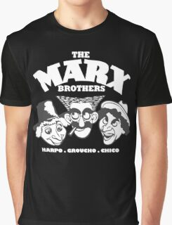 The Marx Brothers Graphic T-Shirt
