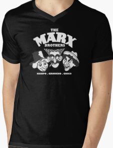 The Marx Brothers Mens V-Neck T-Shirt