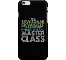 The Ultimate Pay-Per-View Event of the Year iPhone Case/Skin