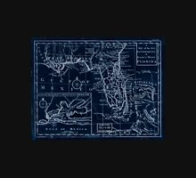 American Revolutionary War Era Maps 1750-1786 105 A map of the new governments of East & West Florida Inverted Unisex T-Shirt