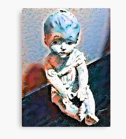 Cecelia Doll Canvas Print